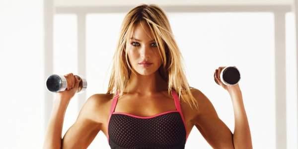 Тренировки и питание для набора мышечной массы для девушек