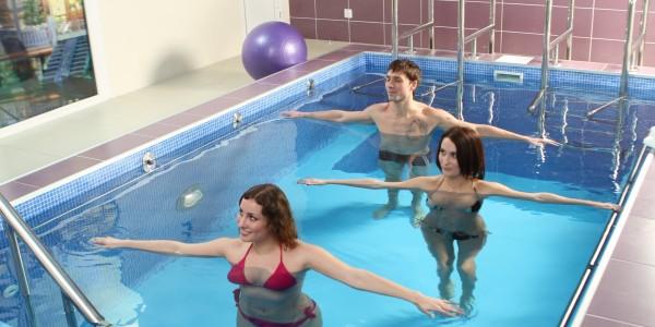 Плавание и упражнения в воде