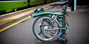 Купить недорогой складной велосипед