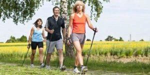Cкандинавская ходьба с палками, отзывы врачей