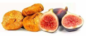 Инжир польза и вред для организма