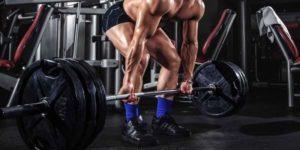 Становая тяга какие мышцы работают