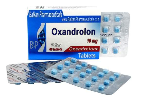 Оксандролон