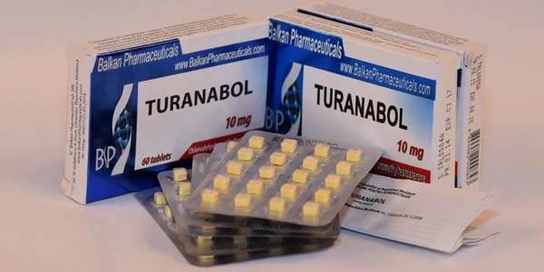 Туринабол свойства